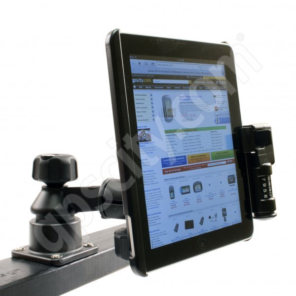 RAM Mount Apple iPad Screw Down Swing Arm Locking Mount RAM-109HS-4AP8L