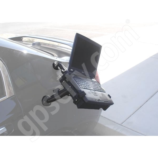 RAM Mount Express Magnetic Spider Laptop Holder