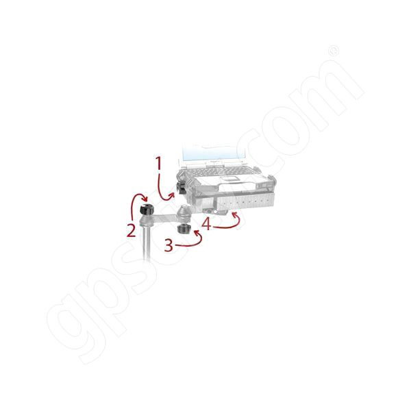 RAM Mount Laptop Mount Locking Kit RAM-234-LKU