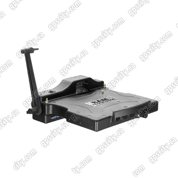 RAM Mount Metal Tough Dock for CF-29 CF-30 Toughbook with Ball