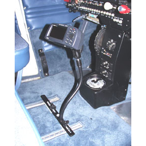 RAM Mount Cessna Rail Mount 12 inch Flex Arm with RAM-B-202-G1