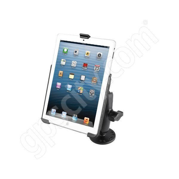 RAM Mount Apple iPad mini Screw Down Swivel Mount RAM-B-138-AP14