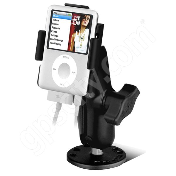 RAM Mount Apple iPod Nano G3 Screw Down Plate Mount