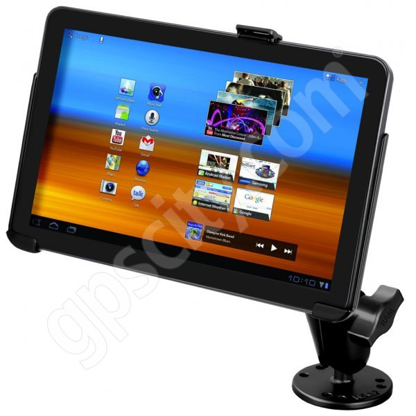RAM Mount Samsung Galaxy Tab 10.1 Screw Down Swivel Mount RAM-B-138-SAM5