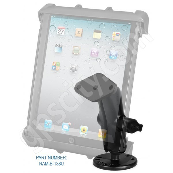 RAM Mount Tab-Tite Large Tablet Swivel Mount RAM-B-138-TAB8U Additional Photo #1
