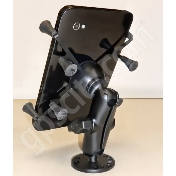 RAM Mount Universal X-Grip II Tablet Cradle Screw Down Plate Mount RAM-B-138-UN8U Additional Photo #1