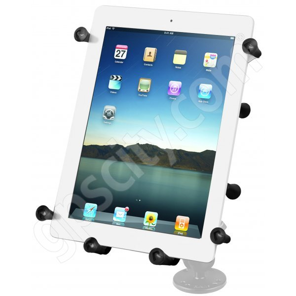 RAM Mount Universal X-Grip III iPad Tablet Screw Down Plate Mount RAM-B-138-UN9U Additional Photo #1