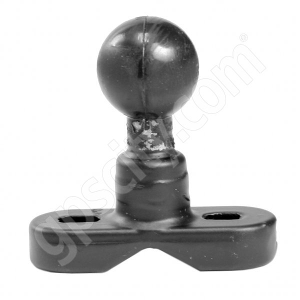 RAM Mount Rail Base with 1 inch Ball Replacement RAM-B-231NHU Additional Photo #1
