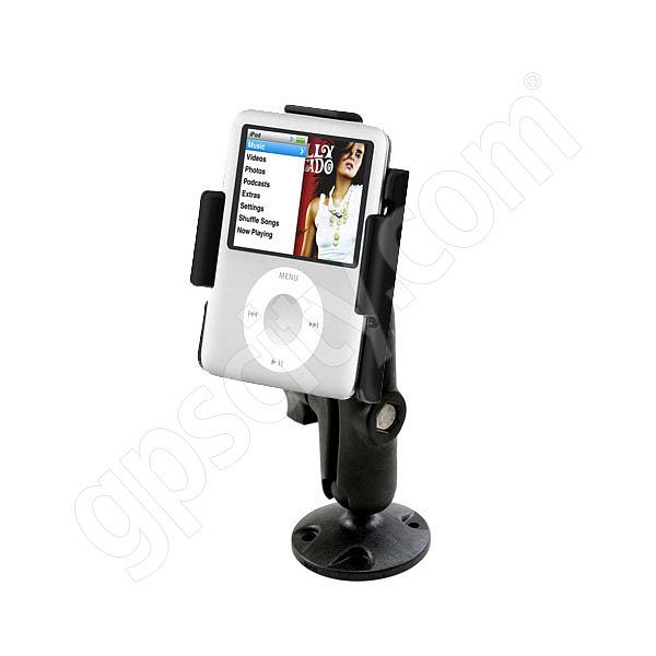 RAM Mount Plastic Apple iPod Nano G3 Screw Down Mount