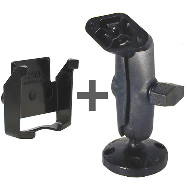 RAM Mount Garmin iQue 3600 Screw Down Mount RAP-B-138-GA10U