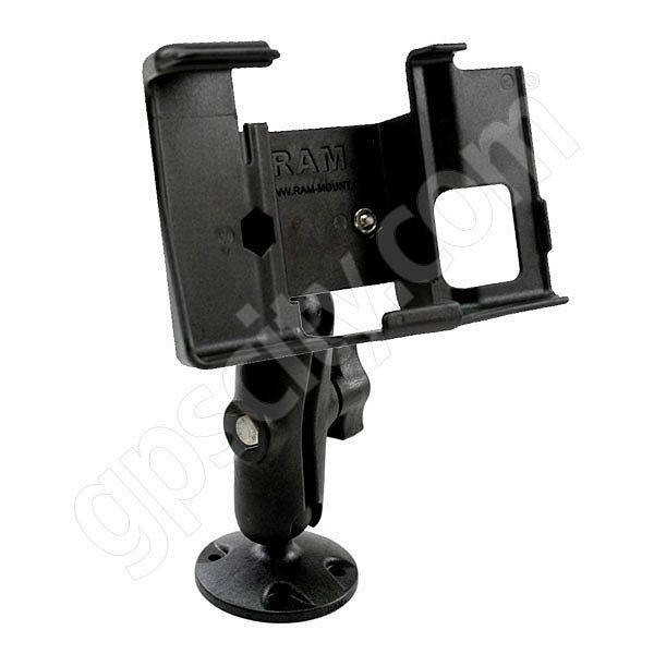 RAM Mount Plastic Garmin nuvi 6xx Series Screw Down Mount