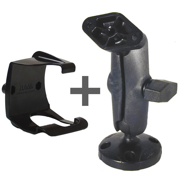 RAM Mount Garmin StreetPilot 2000 Screw Down Mount RAP-B-138-GA9U