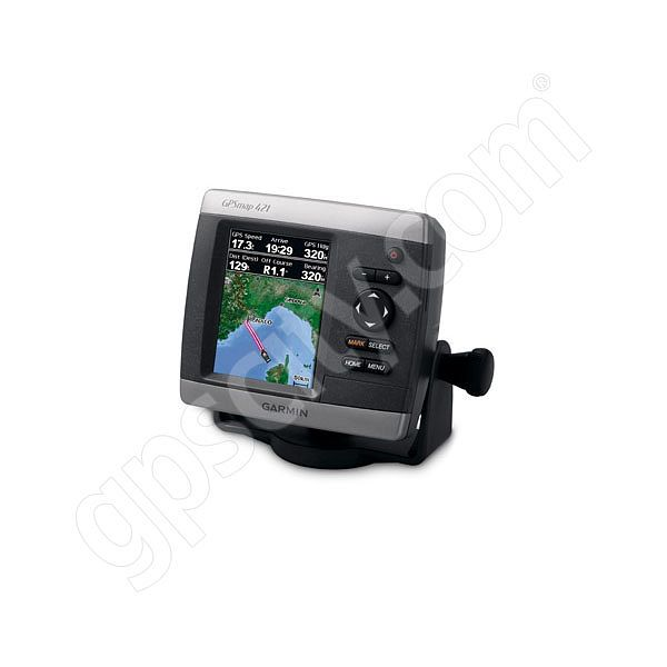 Garmin GPSMAP 421s Sounder with Dual Frequency Transducer Additional Photo #2