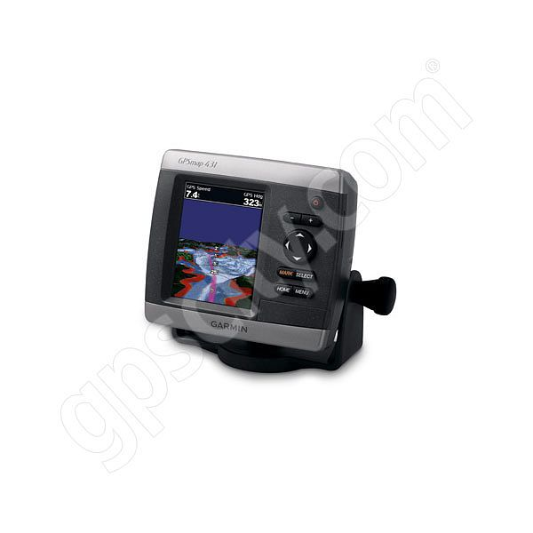 Garmin GPSMAP 431s Sounder with Dual Beam Transducer Additional Photo #2