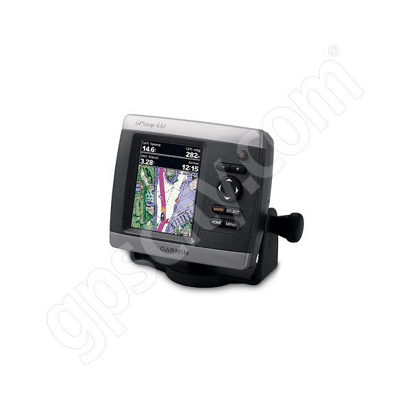 Garmin GPSMAP 441s Sounder with Dual Frequency Transducer Additional Photo #2
