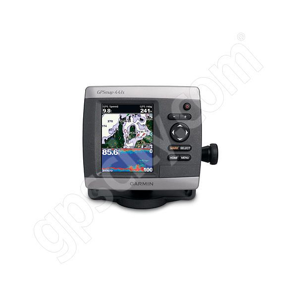 Garmin GPSMAP 441s Sounder with Dual Frequency Transducer Additional Photo #3