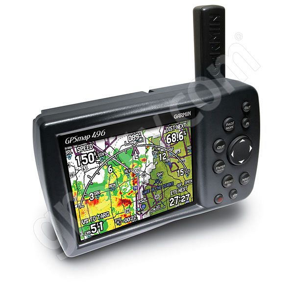 Garmin GPSMAP 496 Additional Photo #1