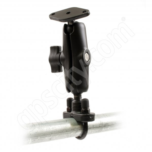 Steel U-Bolt with Aluminum Standard Arm and Diamond Plate Assembly