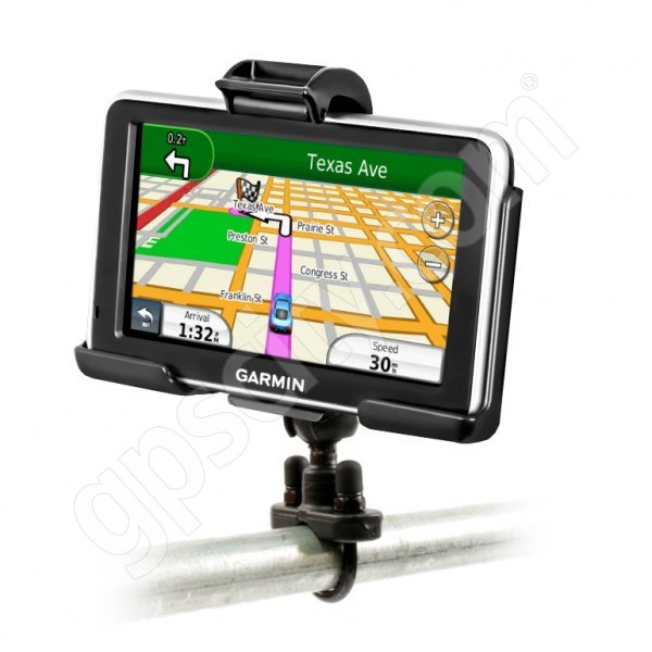 RAM Mount Garmin nuvi 2300 Series Short Motorcycle Mount RAM-B-149-A-GA44U