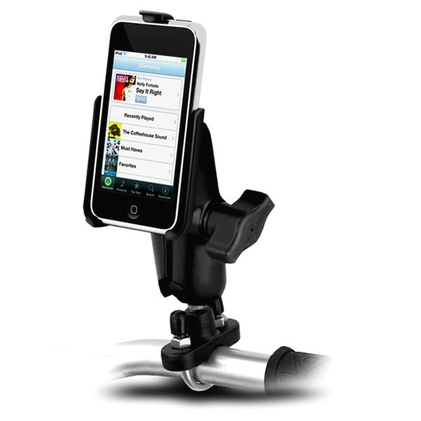 RAM Mount Apple iPod Touch Motorcycle Mount G2 RAM-B-149-AP7U