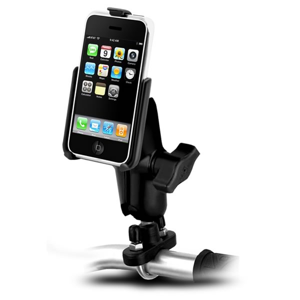 RAM Mount iPhone 3G 3GS Motorcycle Mount RAM-B-149-AP6U