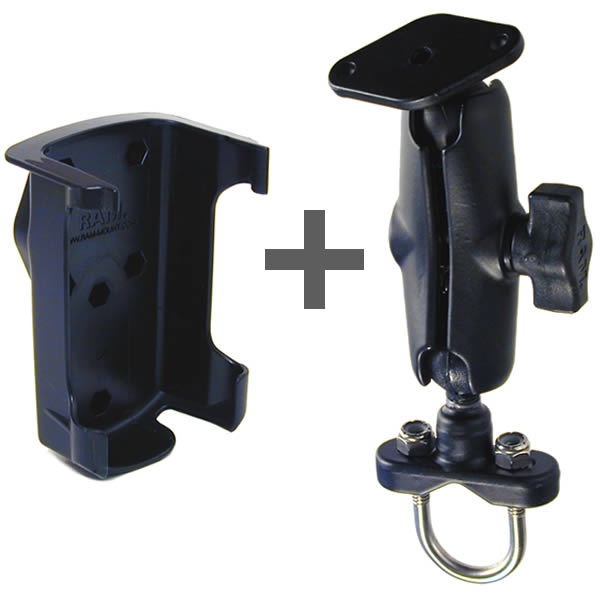 RAM Mount iPaq PDA Motorcycle Mount U-Bolt RAM-B-149-CO1U