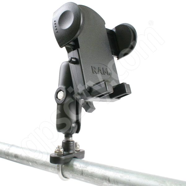RAM Mount Universal Medium Cradle Stainless Steel U-Bolt Mount
