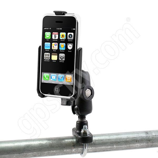 RAM Mount iPhone 3G 3GS Short Motorcycle Mount RAM-B-149Z-A-AP6U