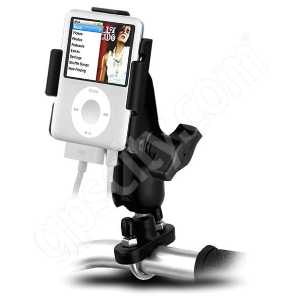 RAM Mount Apple iPod Nano G3 Zinc Coated U-Bolt Mount