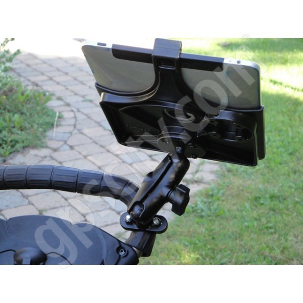 RAM Mount Apple iPad iPad 2 Motorcycle Mount Steel RAM-B-149-AP8U Additional Photo #1