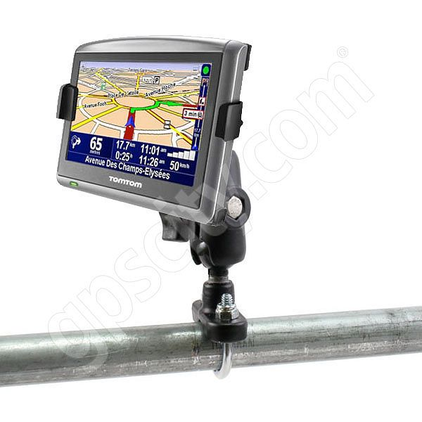 RAM Mount TomTom ONE XL and XLS Zinc Coated U-Bolt Short Mount