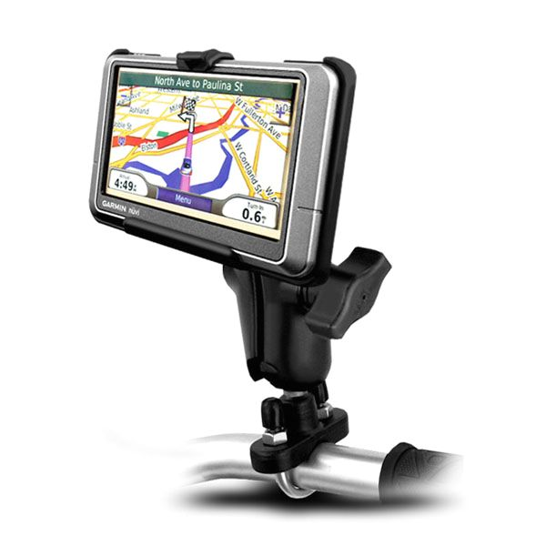 RAM Mount Garmin nuvi 2xxW and nuvi 465T Zinc Coated U-Bolt Mount