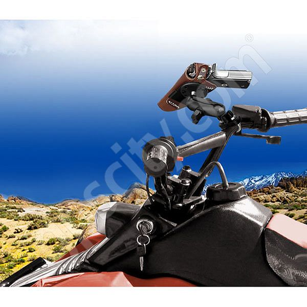 RAM Mount Garmin Gun Holder Zinc U-Bolt Mount