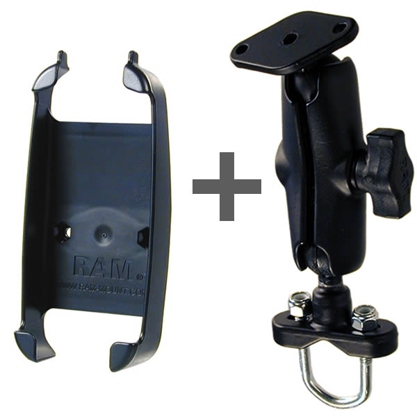 RAM Mount iFinder H20 Motorcycle Mount RAM-B-149Z-LO3U Additional Photo #1