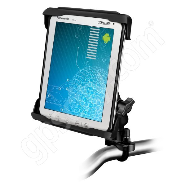 RAM Mount Tab-Tite 10 Panasonic Toughpad FZ-A1 Tablet Zinc Rail Mount