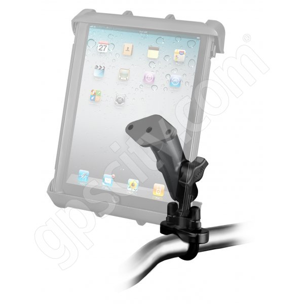 RAM Mount Tab-Tite Large Tablet Zinc Rail Mount RAM-B-149Z-TAB8U Additional Photo #1