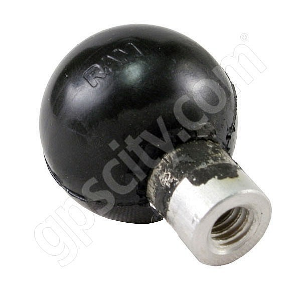 RAM Mount Female 0.31-24 Thread on 1 inch Ball