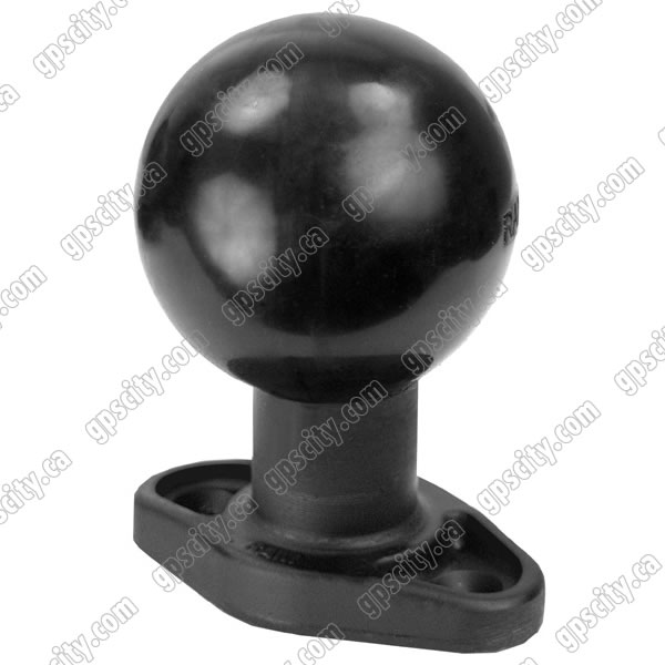 RAM Mount Post Base on E Ball RAM-E-247U-25
