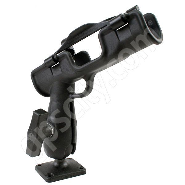 RAM Mount Plastic Screw Down ROD-2007 Jr Fly Fishing Rod Holder