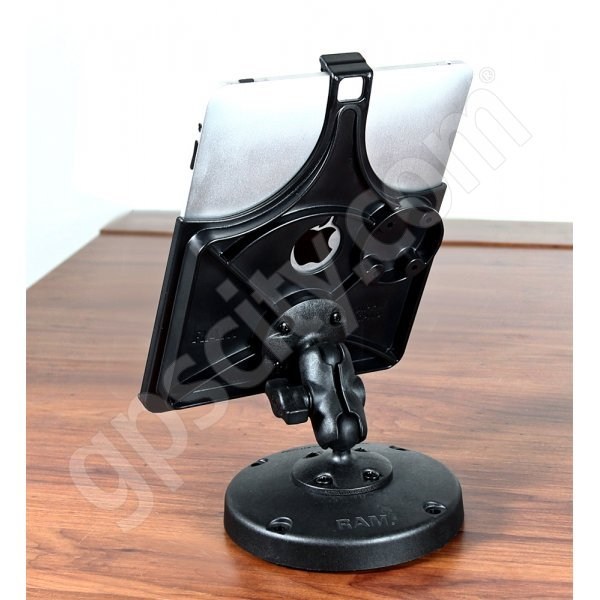 RAM Mount Apple iPad Swivel Desk Mount RAP-B-291-A-AP8U Additional Photo #1
