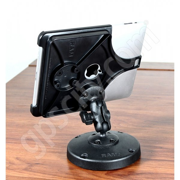 RAM Mount Apple iPad Swivel Desk Mount RAP-B-291-A-AP8U Additional Photo #2