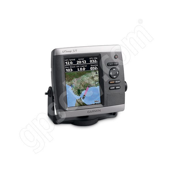 Garmin GPSMAP 521s Sounder Additional Photo #1