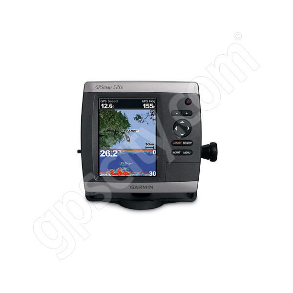 Garmin GPSMAP 521s Sounder Additional Photo #3