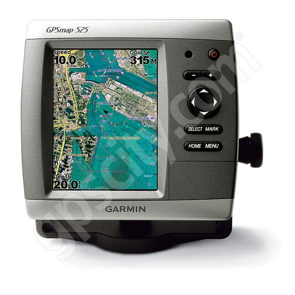 Garmin GPSMAP 525s Sounder without Transducer