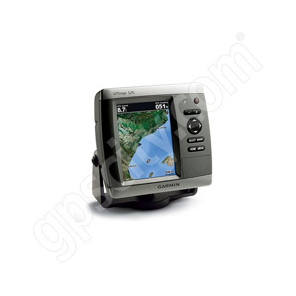 Garmin GPSMAP 526s Sounder with Dual Frequency Transducer Additional Photo #1