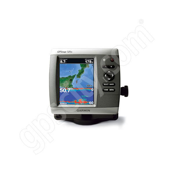 Garmin GPSMAP 526s Sounder with Dual Frequency Transducer Additional Photo #3