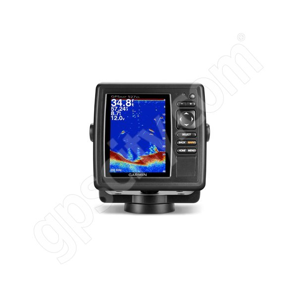 Garmin GPSMAP 527xs with Dual Frequency Transducer Additional Photo #3
