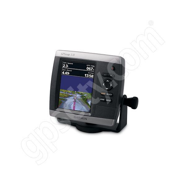 Garmin GPSMAP 531s Sounder with Dual Beam Transducer Additional Photo #2