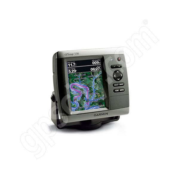 Garmin GPSMAP 536s Sounder with Dual Beam Transducer Additional Photo #1