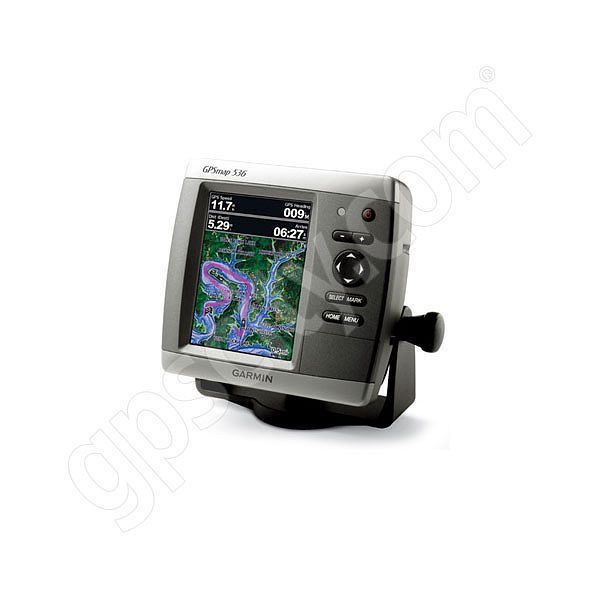 Garmin GPSMAP 536s Sounder with Dual Beam Transducer Additional Photo #2